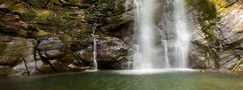 Visit Changi Falls during Lava lolegaon Rishop tour