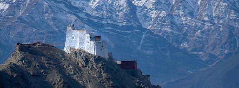 Alchi Monastery - Ladakh Package Tour from Delhi