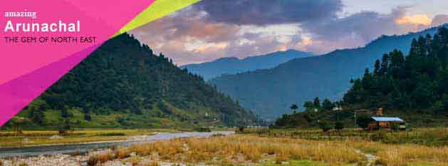 Arunachal Pradesh Tour Travel Packages