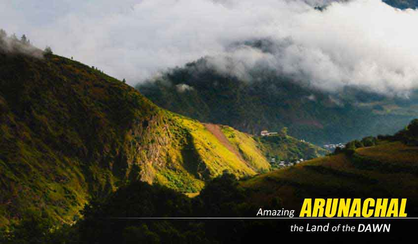 arunachal pradesh package tour plan