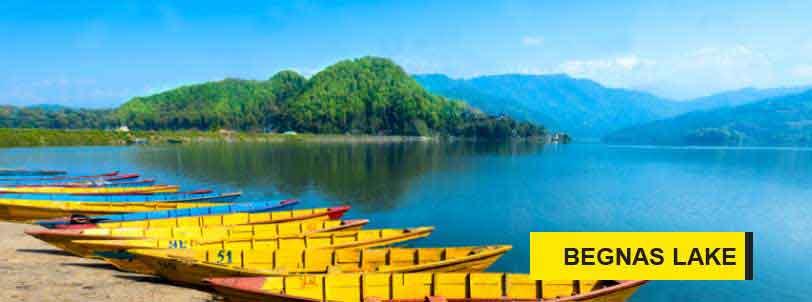 begnas lake pokhara nepal package tour