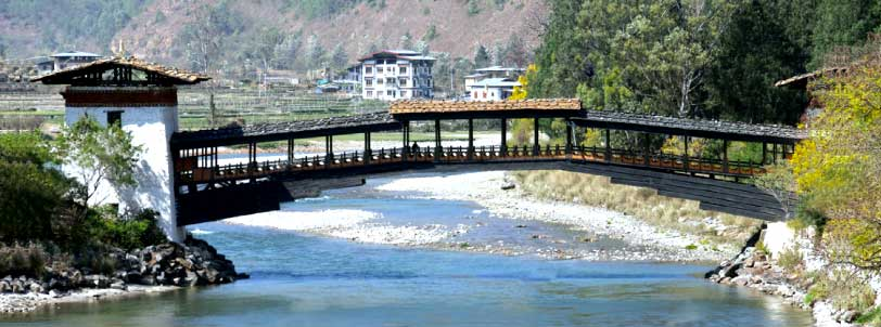 Bhutan Holiday Package from Mumbai