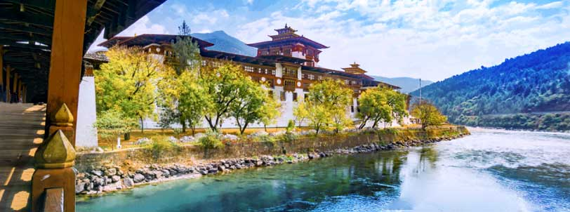 Bhutan Tour Package Booking from Kolkata