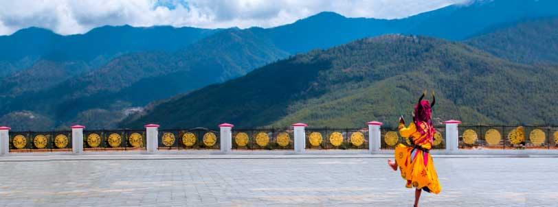 Bhutan Tour Package from Ahmedabad