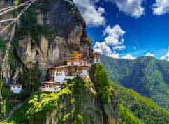 Bhutan Tour Package from Delhi Inclusions
