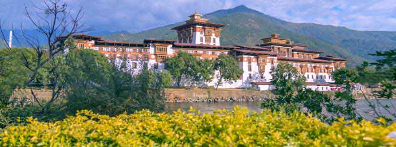 Bhutan Tour Plan from Ahmedabad by Air