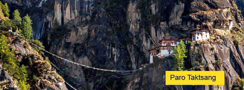 Bhutan Trip from Delhi by Direct Flight