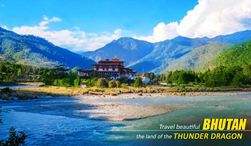 bagdogra to bhutan travel packages