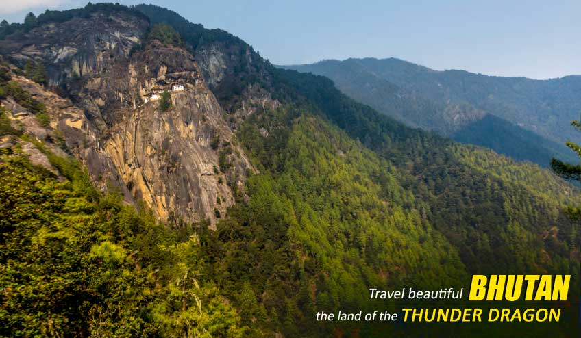bhutan package tour from bagdogra