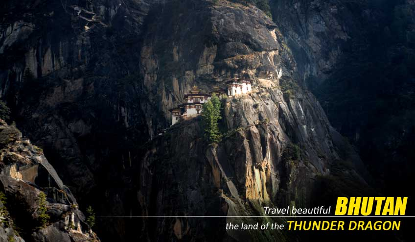 bhutan packages from ahmedabad