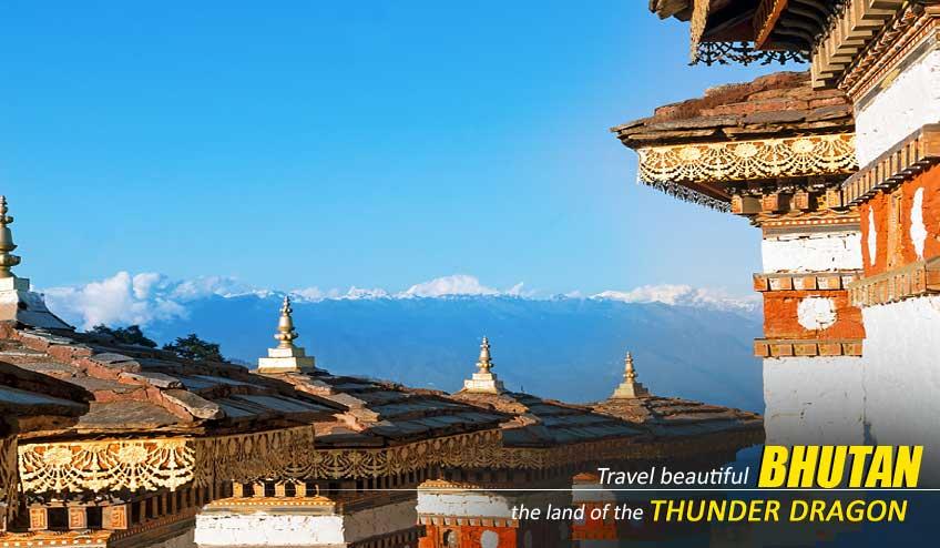 bhutan packages from bagdogra