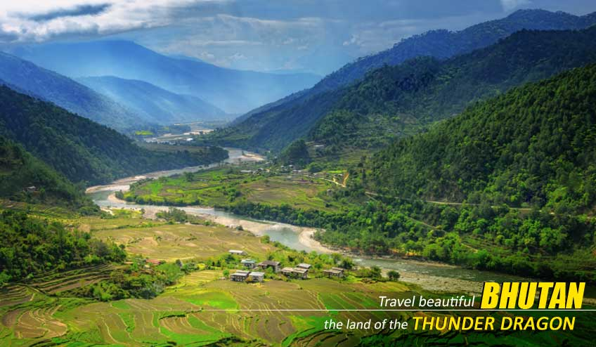 bhutan tour cost from ahmedabad