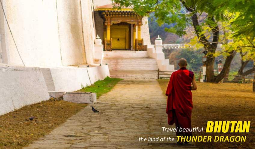 bhutan tour from kolkata