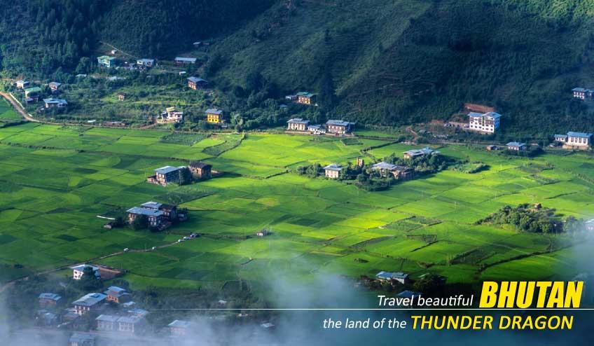 bhutan tour from surat