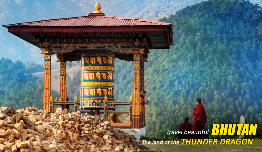 bhutan tour packages from ahmedabad