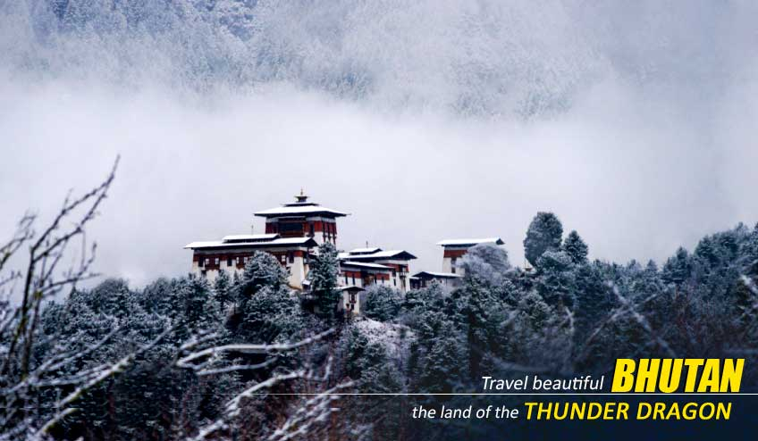 bhutan tour packages from bagdogra