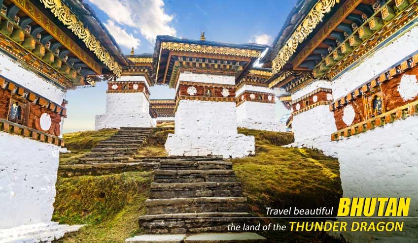 bhutan tour plan from kolkata