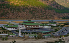 bhutan-package-paro-airport