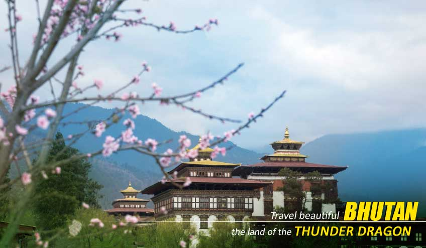 bhutan tour packages ex mumbai