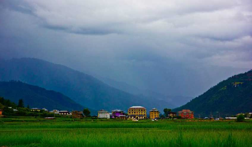 Paro-Bhutan