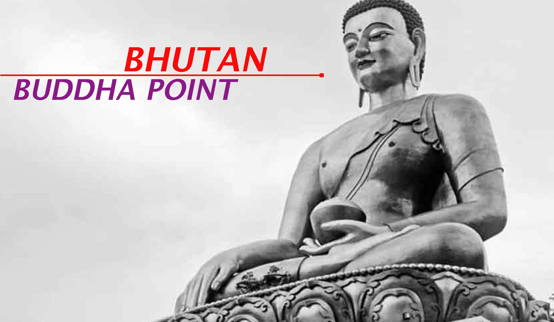 Buddha Point-Thimpu-Bhutan