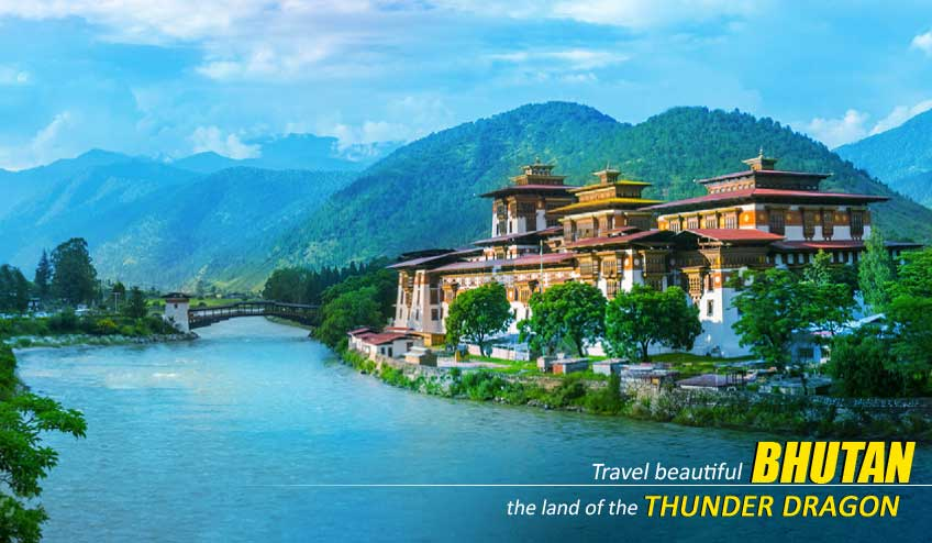 kolkata bhutan tour package cost