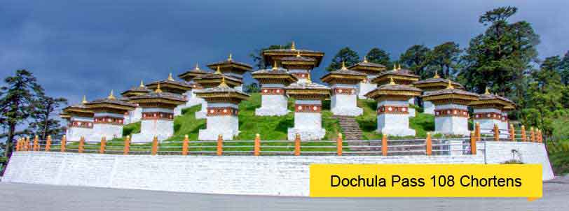 Customized Bhutan Tour Package From Bagdogra