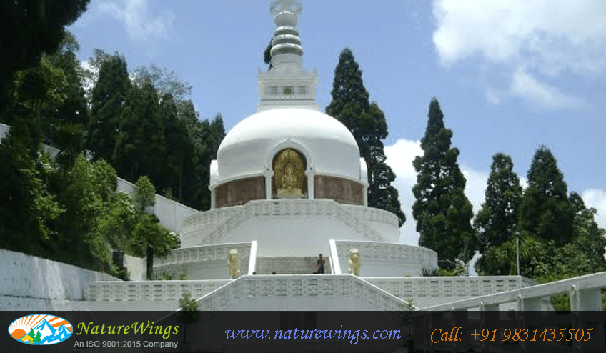 Japanese Temple and Peace Pagoda