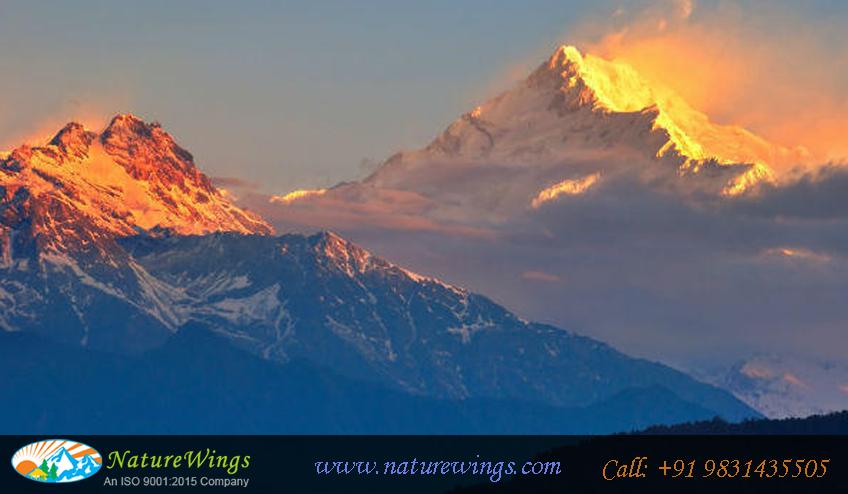 Kanchenjunga view from darjelling