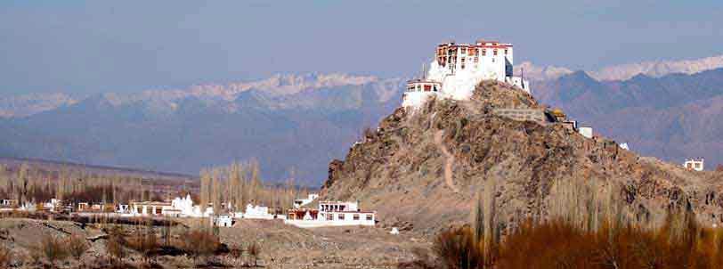 Hemis Monastery - Ladakh Package Tour from Delhi
