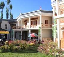 Hotel Nalanda Retreat, Leh, Ladakh
