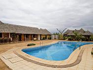 AA Amboseli lodge in Amboseli