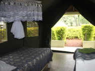 Rhino Camp in Masai Mara