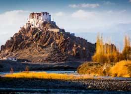 Buddhist Monasteries Tour in Ladakh