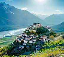 Ladakh Package Tour from Delhi