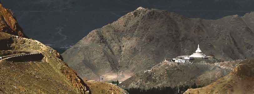 Ladakh Pangong Package Tour