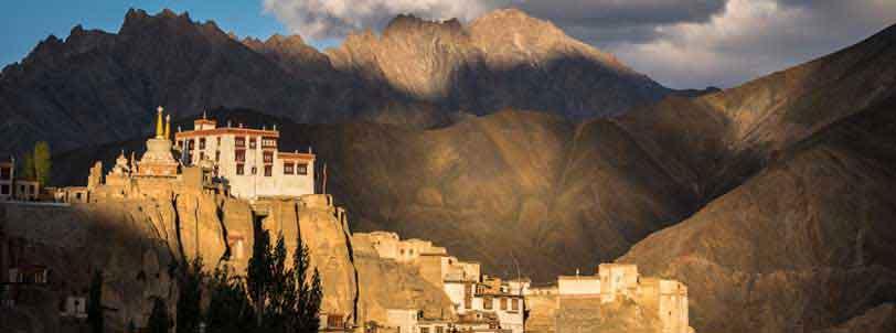 Lamayuru Monastery - Ladakh Package Tour