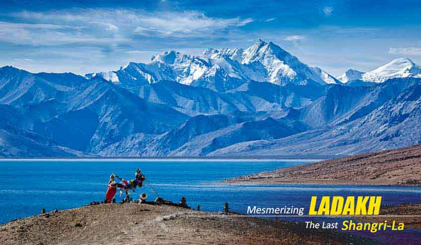 ladakh tour package from ahmedabad