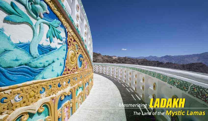ladakh tour plan