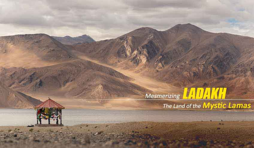 leh ladakh package tour from ahmedabad