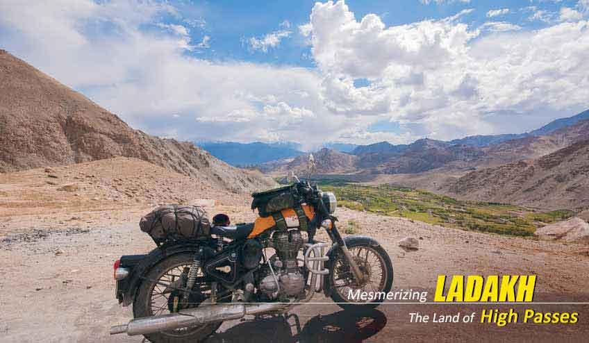 leh ladakh trip by bike