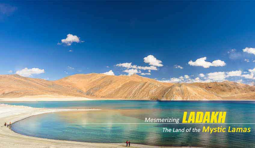 pangong tour packages