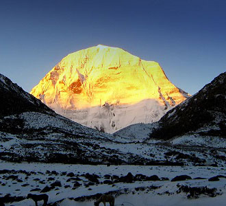 Kailash Manasarovar-destination