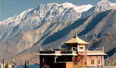 Muktinath Temple in Nepal