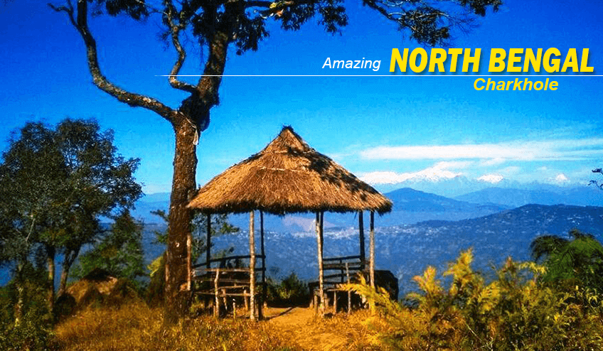 visit charkhole during North Bengal Package Tour