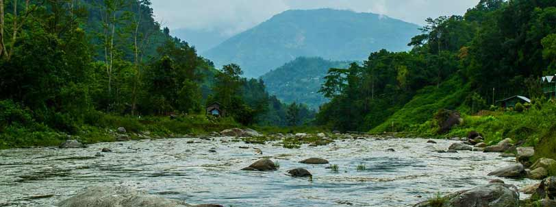 Reshi River - North Bengal Tour