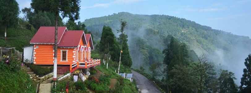 Tinchuley - North Bengal Tour