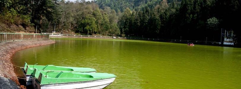Lampokhri Lake