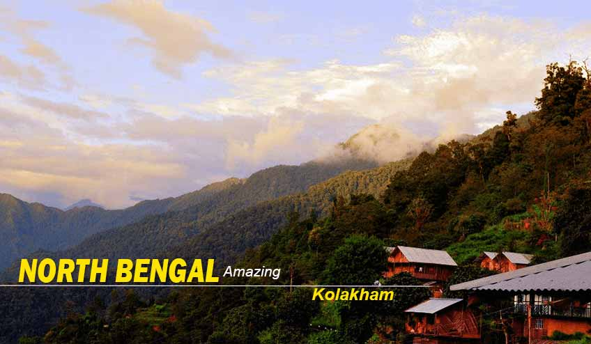 north bengal kolakham tour packages