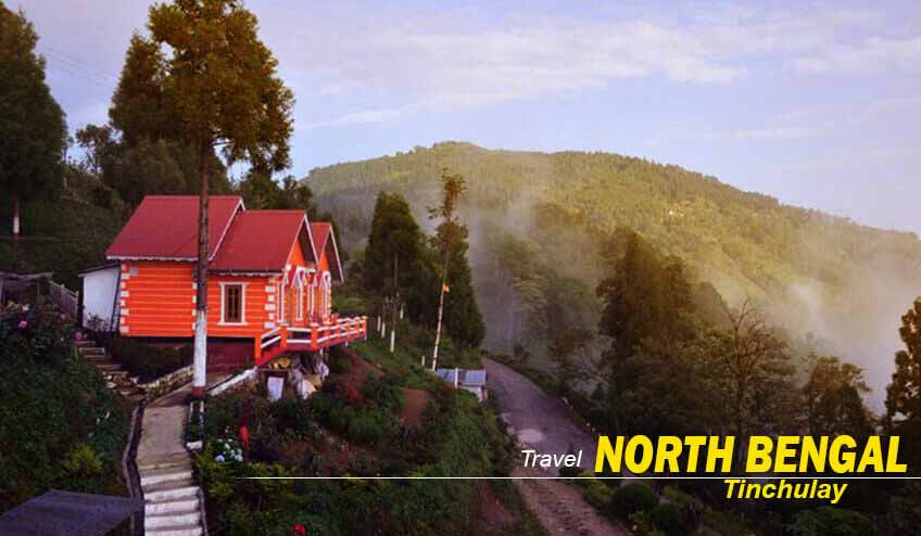 north bengal tinchuley tour packages